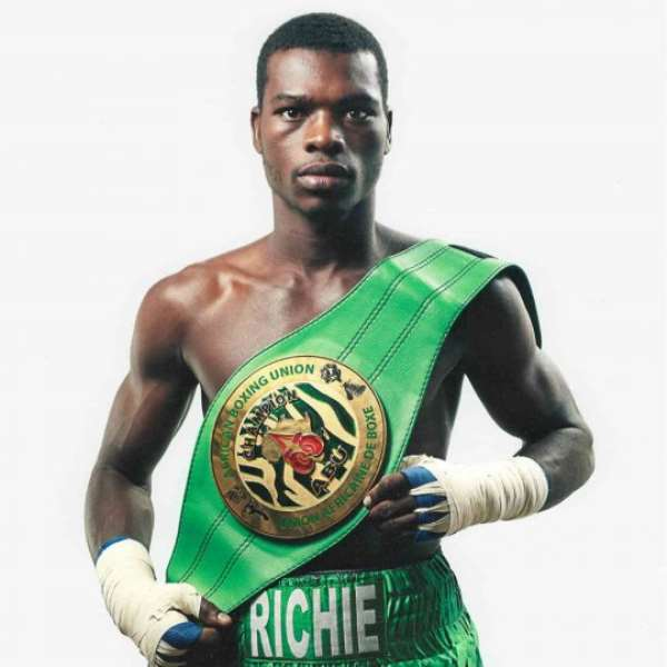 GBA wishes Richard Commey well