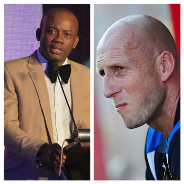 Gyan's Communications Manager Anim Addo disappointed in Reading Manager Jaap Stam over the striker failing medical