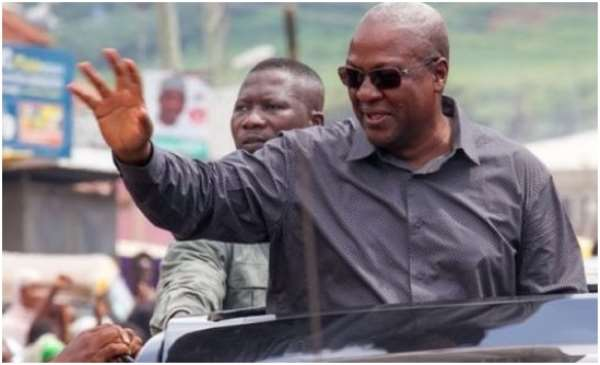 Mahama Did Nothing For North, Ignore Him In 2020 – NPP Regional Chairman