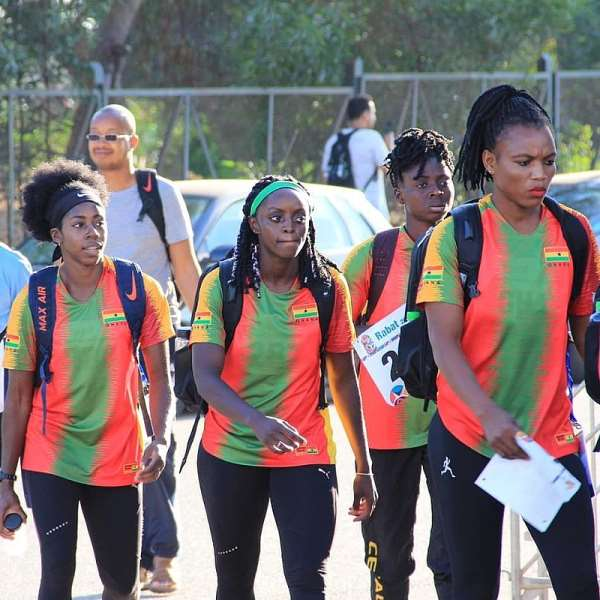 WOSPAG President Hails Female Athletes At 2019 African Games