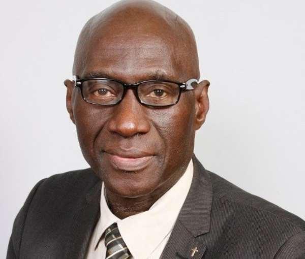 hief Executive Officer of The Zongo Economic Development Agency, Reverend Alexander Kwasi Kufuor