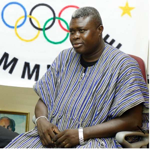 All Protocols Will Be Observed When Contact Sports Resume – GABF President George Lamptey