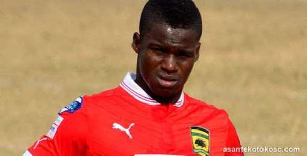 Former Asante Kotoko striker, Ahmed Toure
