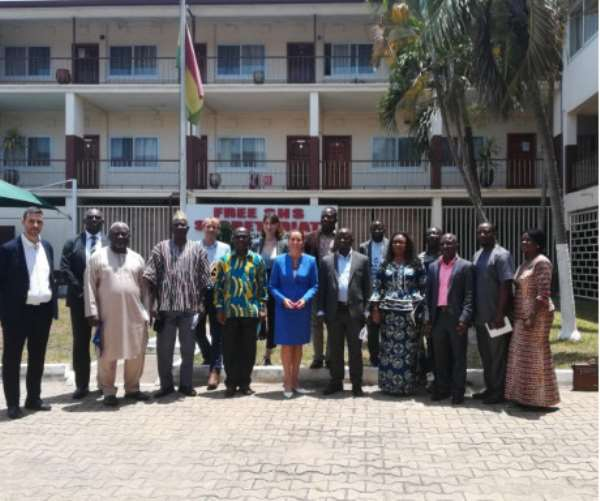 Ghana Benefits From €520,000 Support For Teaching And Learning Of FrenchLanguage