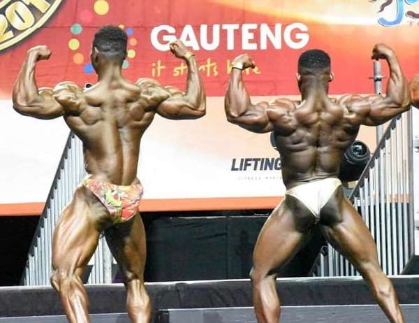 IFBB invite ghana for the world championship in Spain