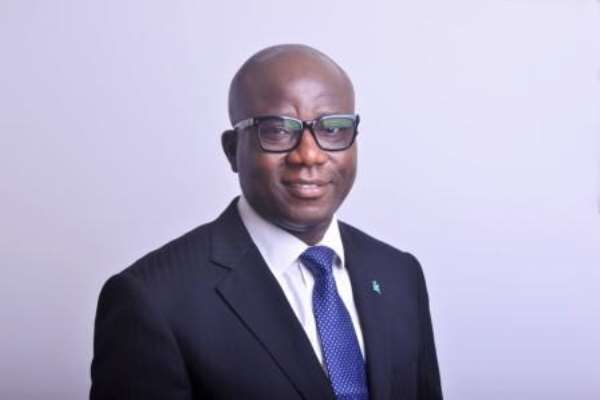 Ghanaian Made Standard Chartered Bank CEO In Jersey