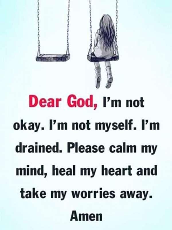 WordDigest: O Lord, answer me!