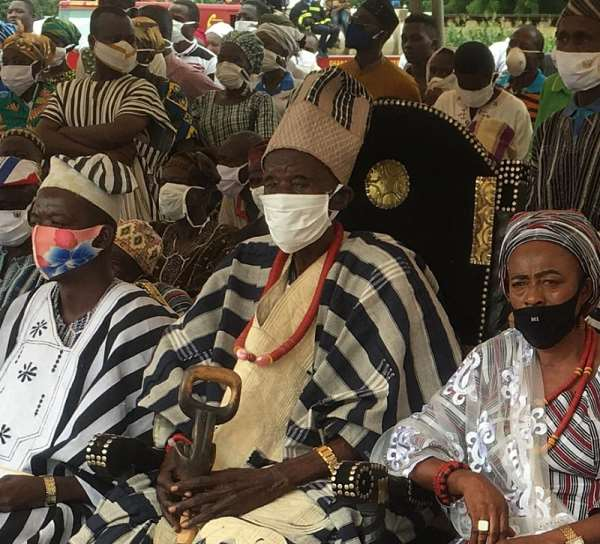 Akufo-Addo Should Revisit Abandoned Projects – Jirapa Chief