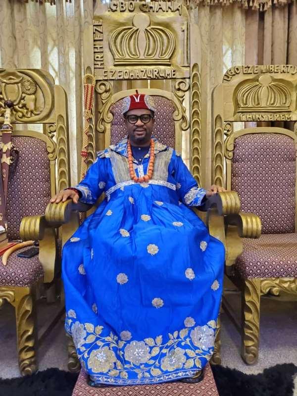 Igbo King Cancels 2020 Nigeri Igbo New Yam Festival/ Igbo Day