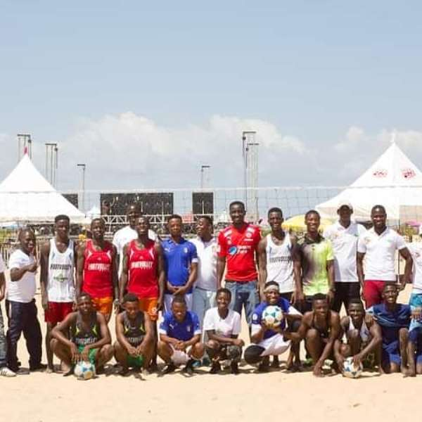 Footvolleyball Association to organize clinic in Eastern Region