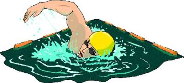 Hope For  Medals In Olympic Swimming