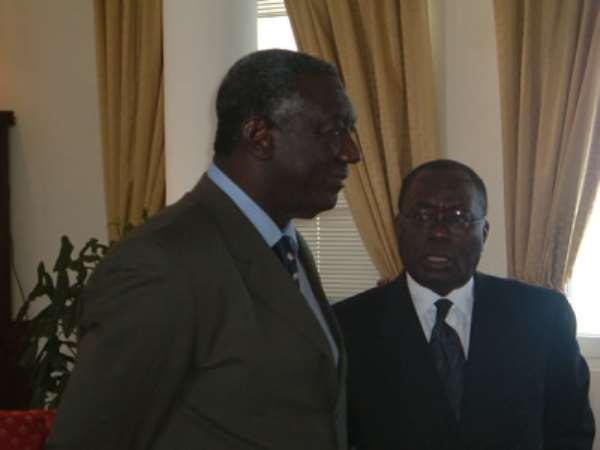 Ghana to host AU Summit in 2007