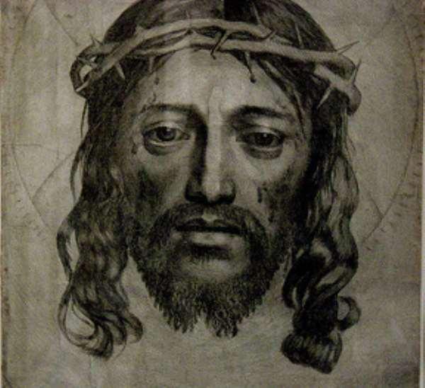 Jesus Christ Shows Up In Dansoman