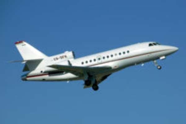 Jets to cajole next president?