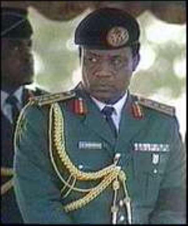 General Ibrahim Badamosi Babangida (apart From Obasanjo, Babangida Is The Greatest Evil Ever To Befall Any Country In The World)