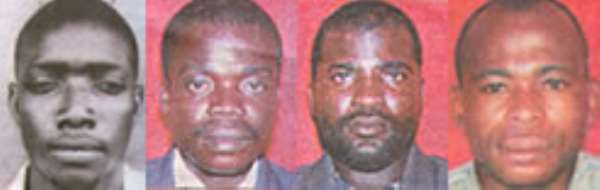 Four grabbed for payslip fraud