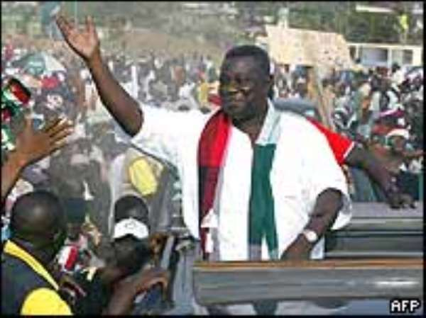 Why Mills and the National  Democratic Congress can`t  win an election in Ghana