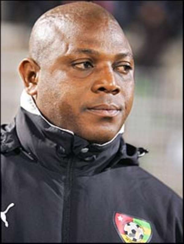 Keshi set to return as Togo coach
