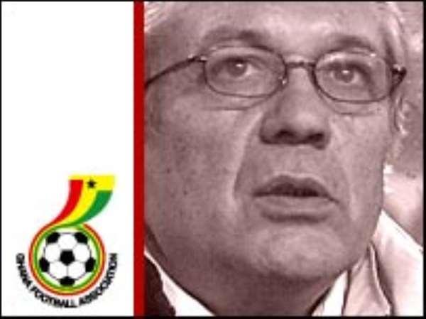 Ghana warned not to be starstruck
