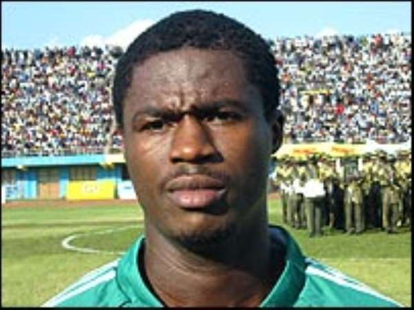 Nigeria's Nwaneri joins Sion