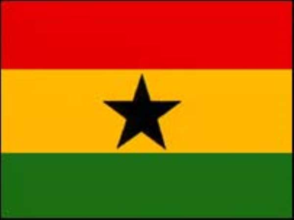Ghana the privileged country.