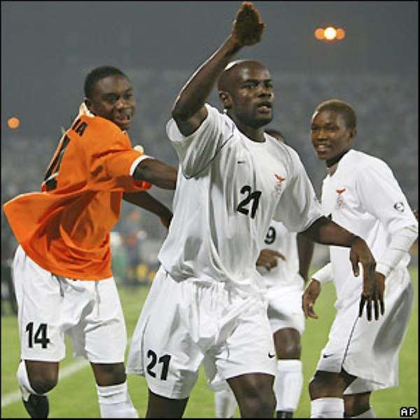 Sudan 0 - 3 Zambia