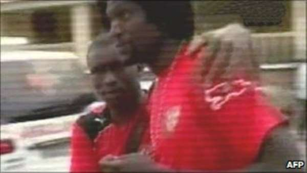 The Togolese team was on its way to the tournament in January when the bus was attacked