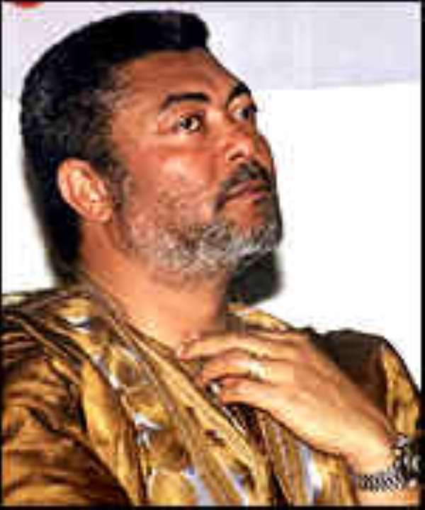 Enough of Your Anti-Ashanti Sentiments, Mr Rawlings!!