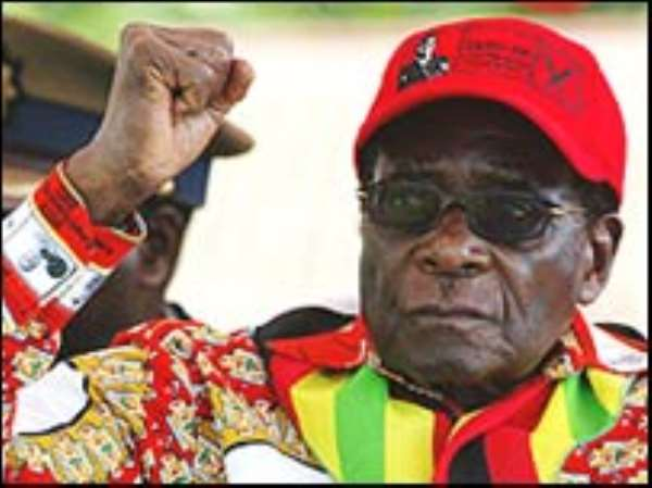 Ghana's/african Leaders Must Learn From Mugabe's Patriotism
