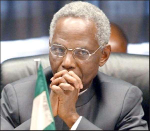 Nigeria runs out of crude