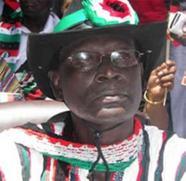 Dr. Kwabena Adjei – NDC Chairman