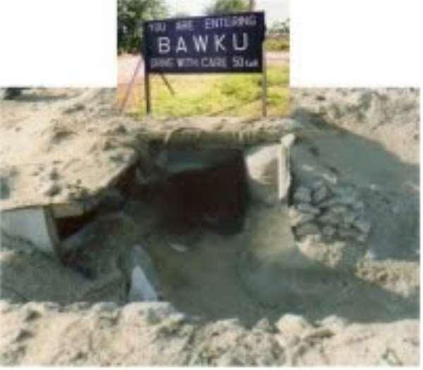 Major banks, firms close down in Bawku
