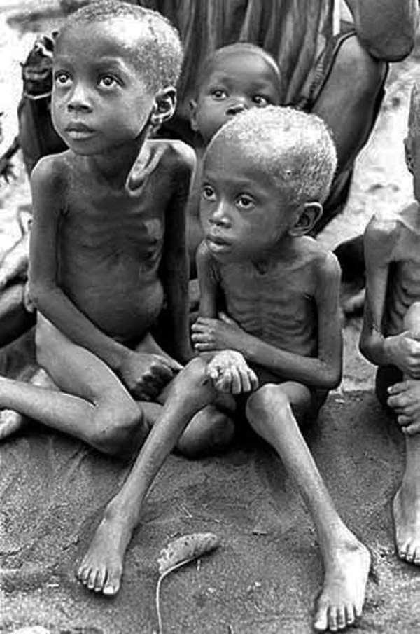 NIGERIA'S GENOCIDE IN BIAFRA