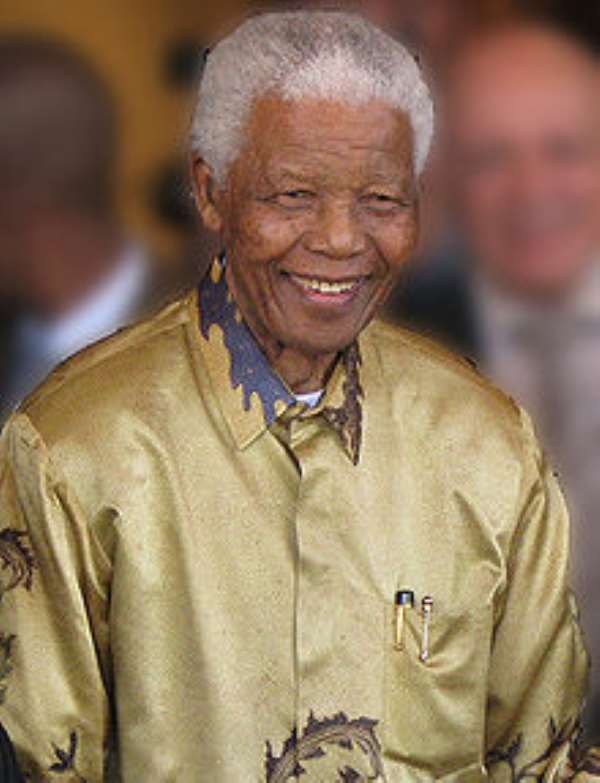 Would The Last African Leader To Have Read Mandela's Epitaph Rise Up To The Challenge?