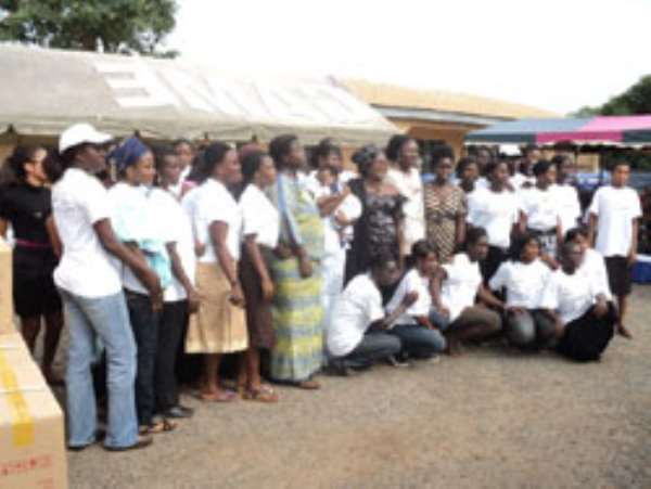 44 youth pass out in Dressmaking Module