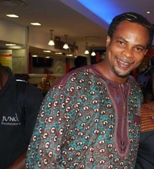 STAR ACTOR FRED AMATA IN DEBT MESS