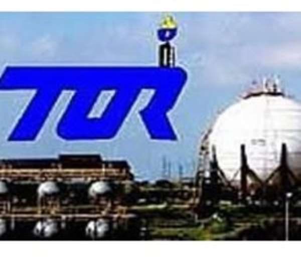 TOR workers demonstrate over increment in top managers' salaries