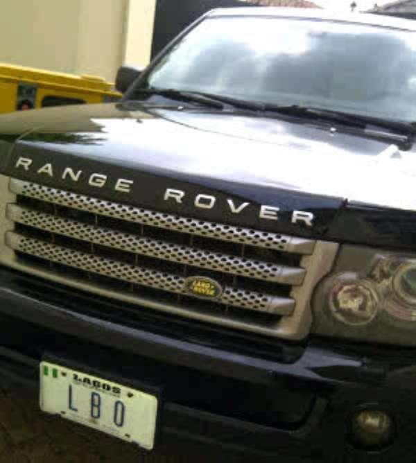 Laide Bakare Buys Range Rovers