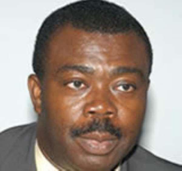 Former Information Minister, Stephen Asamoah-Boateng
