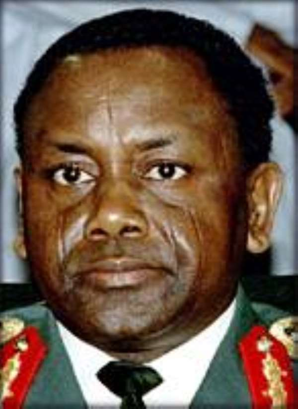 Robbers attack Abacha's house in Kano, shoot his last son