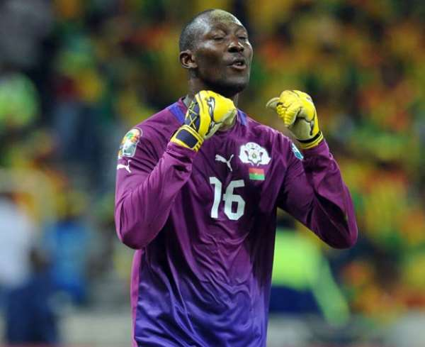 I joined Hearts to save my international career, goalkeeper Abdoulaye Soulama reveals