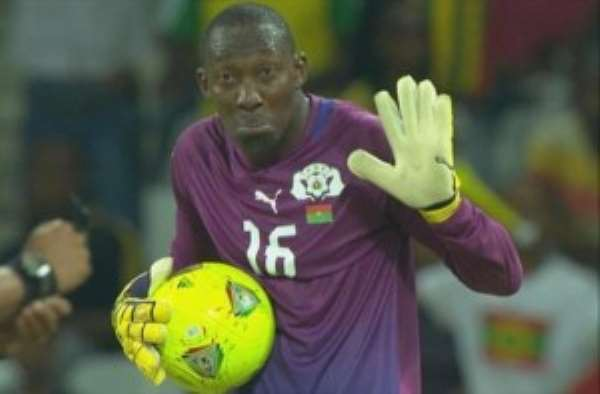 Kotoko have been eliminated and goalkeeper Soulama is being blamed for the defeat