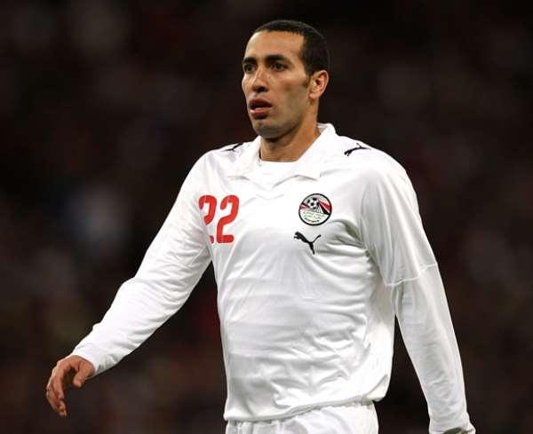 Mohammed Abou Treika is set to start for Egypt against Ghana on Tuesday.