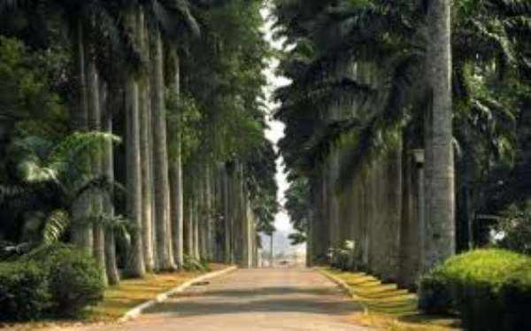 Eco-Conscious Fights Rezoning Of Cantonments Parks And Gardens
