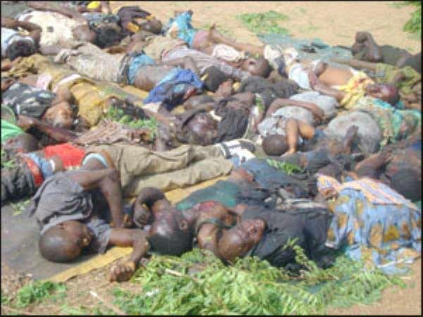 Nigeria runaway truck kills many