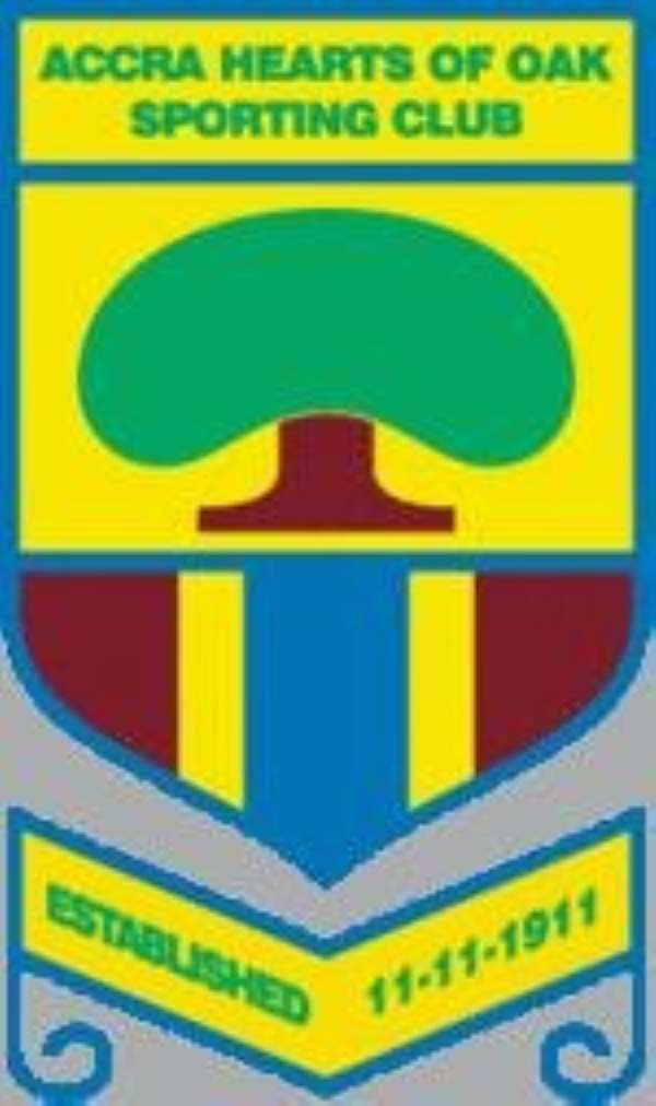 Hearts wins protest against Kintampo Sharp Arrows