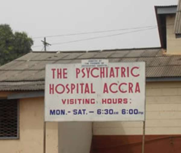 Psychiatric hospital to dispatch 'cured' inmates to families