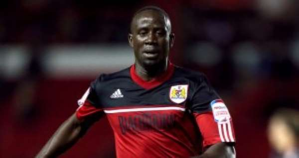 Albert Adomah is set to join English Championship side Middlesbrough.