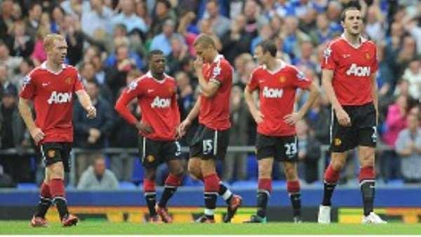 Birmingham   1 - 1   Man Utd
