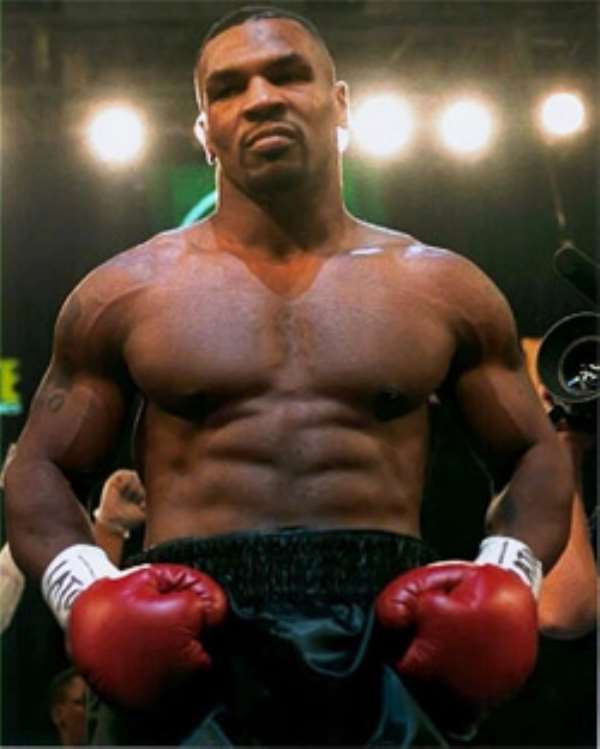 Mike Tyson Is Returning To Boxing – @54 Years Of Age!